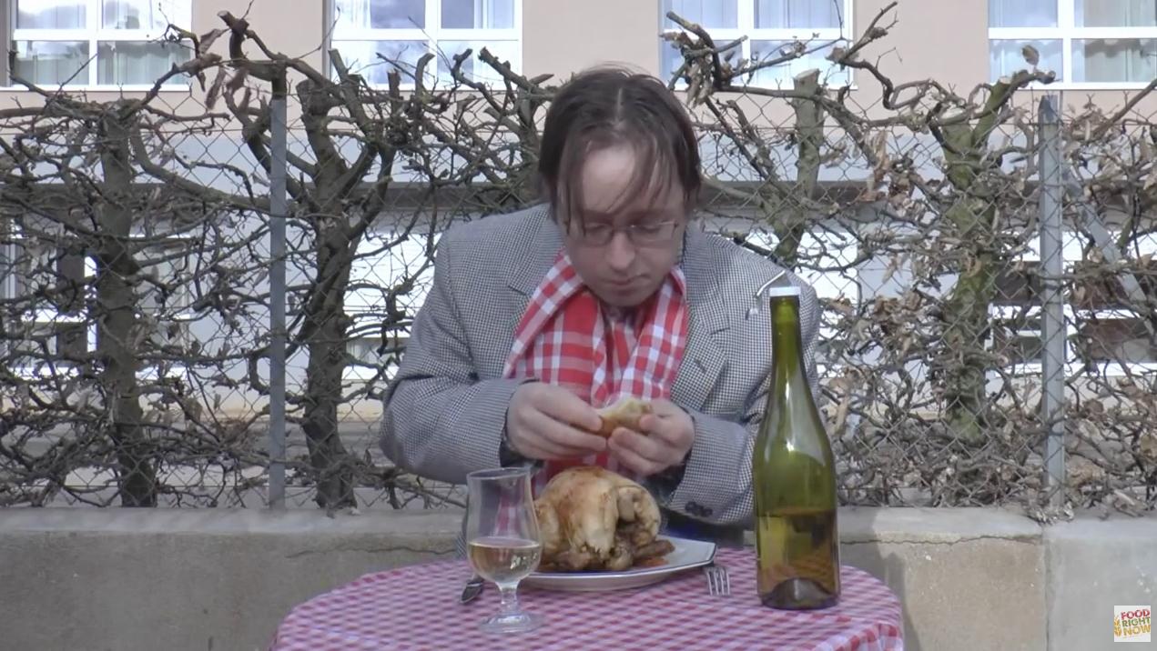 Court métrage «Bon appétit Messieurs !»
