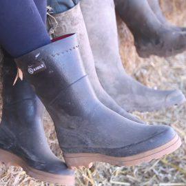 «Bien dans mes bottes»