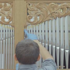 Montage orgue